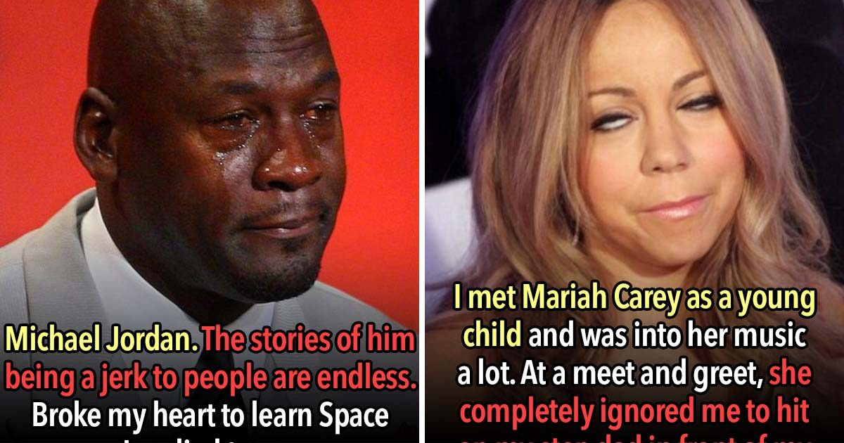 You Wouldn't Guess That These 25 Celebrities Are Complete A**holes