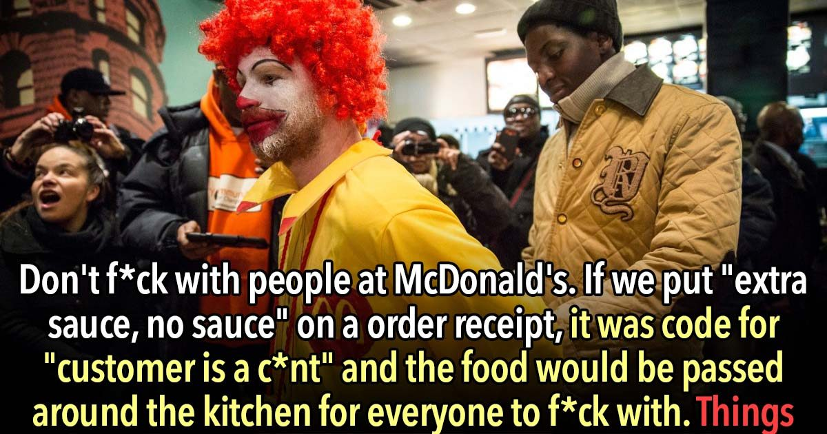 The 19 Most Disgusting Things Restaurant Employees Have Done