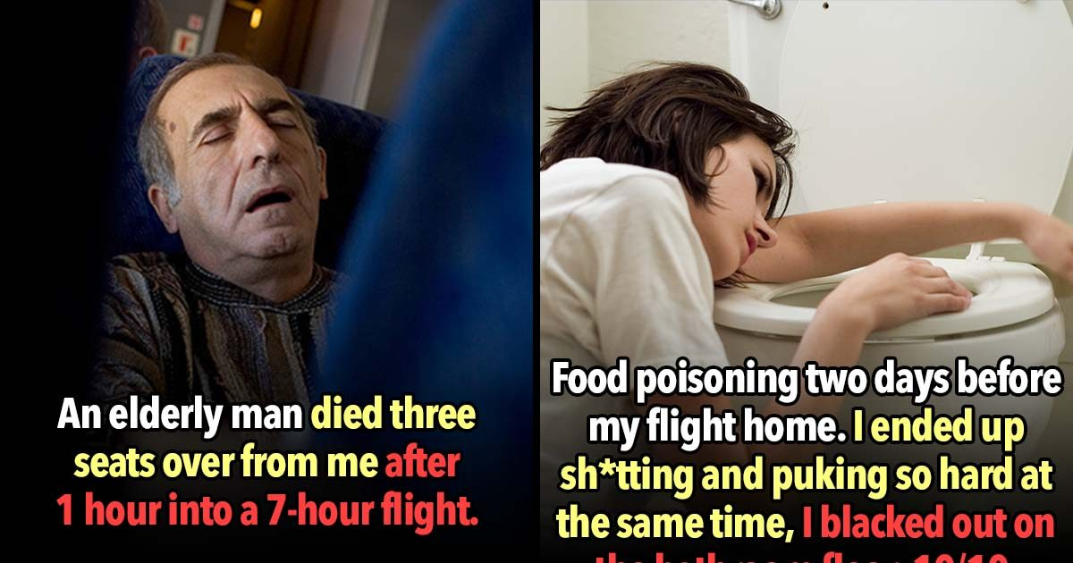 21 People Confess Their Most Horrifying Travel Experiences