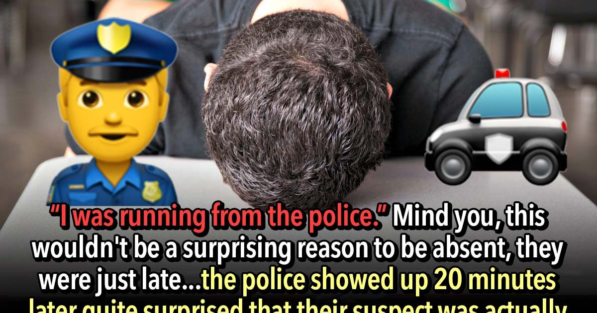 These 21 Students Gave Ridiculous Excuses… That Were Actually True
