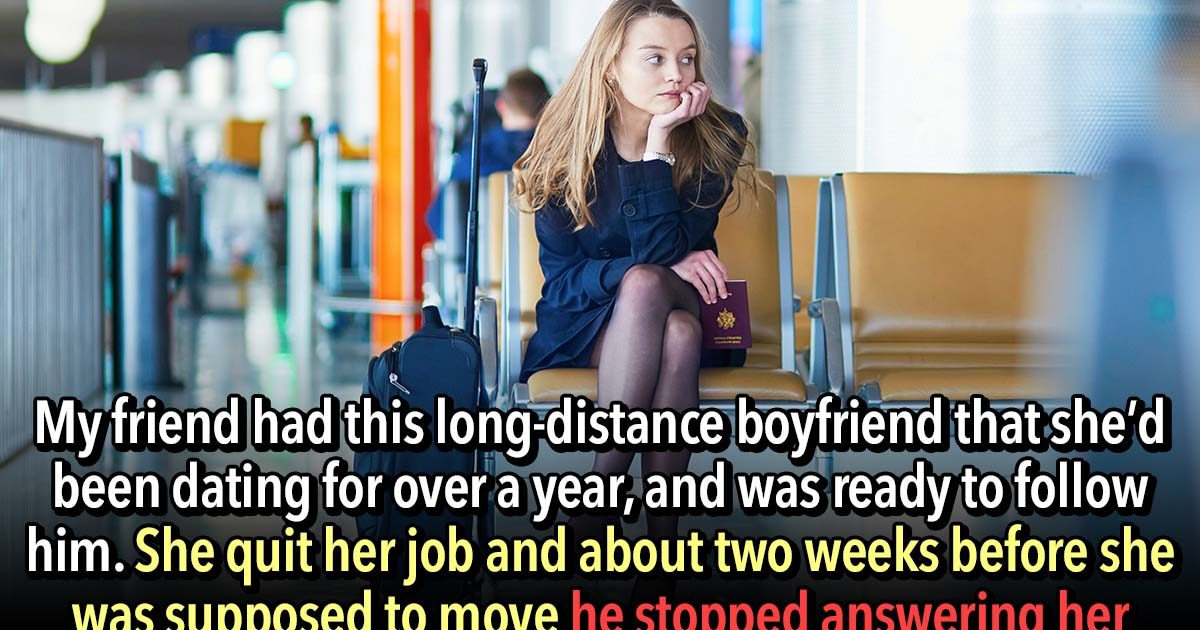 These 17 Shocked People Were Ghosted After Dating Someone For Months
