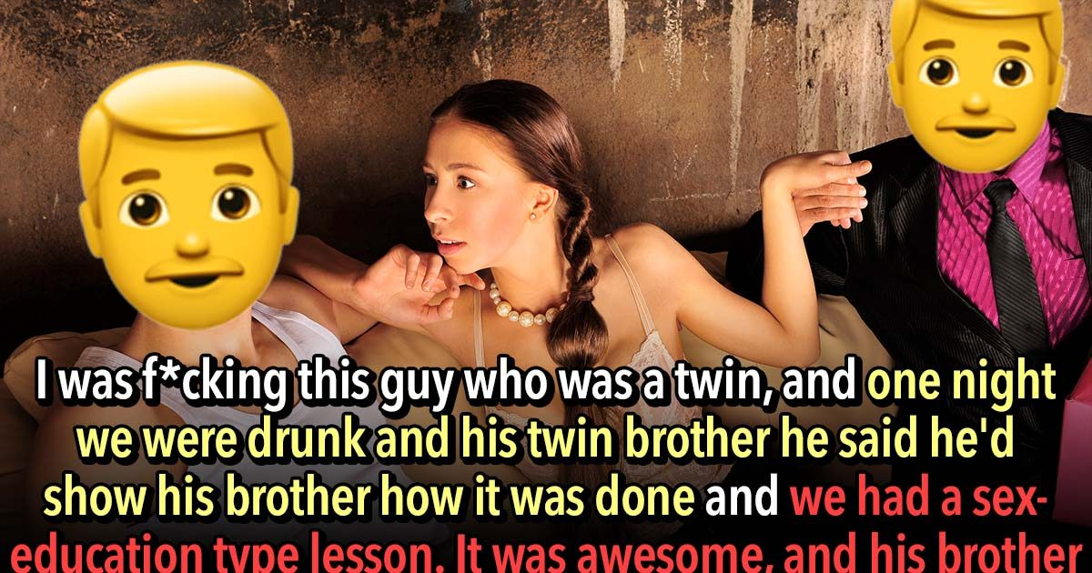 These 21 People Dated A Twin And It Got Messy