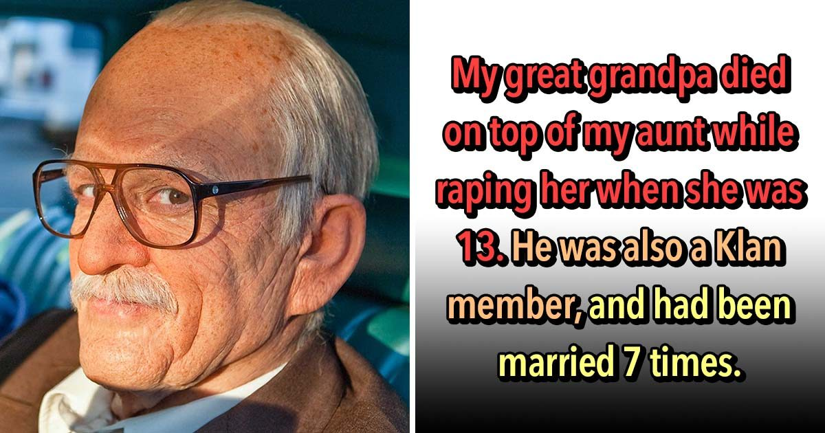 These 23 People Found Out Shocking Secrets About Family Members
