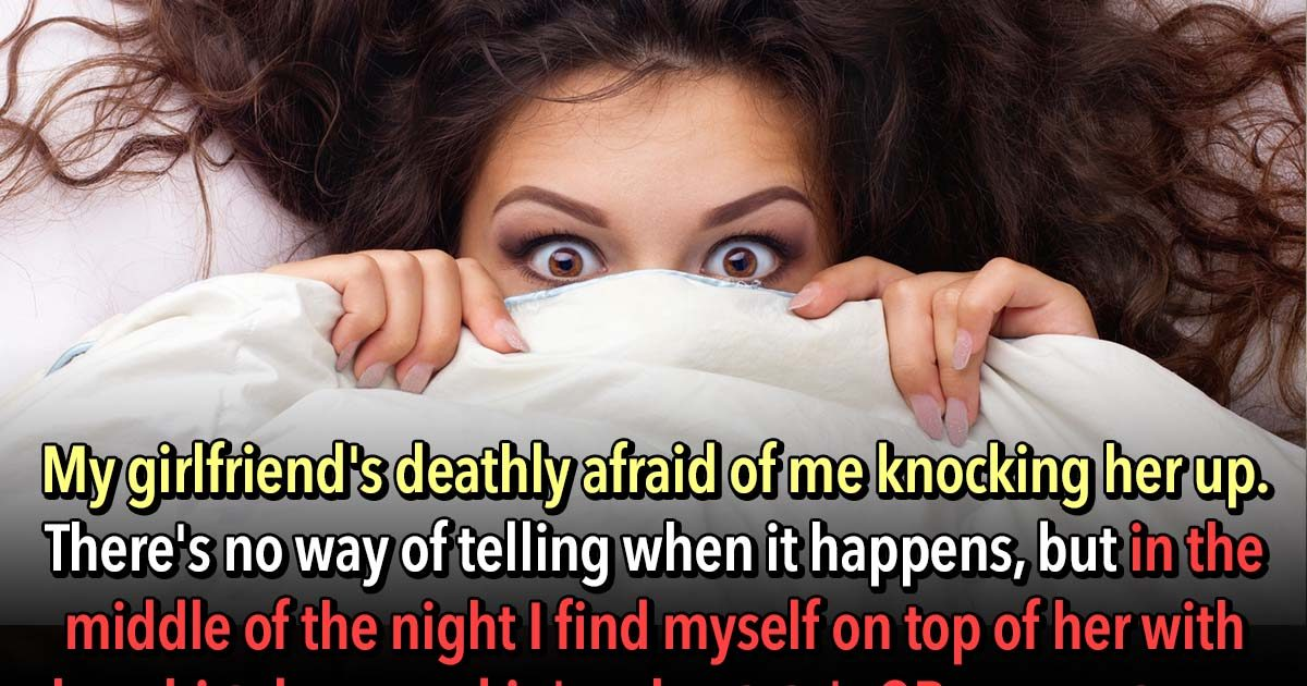 These 19 People Are Living With Sexsomnia