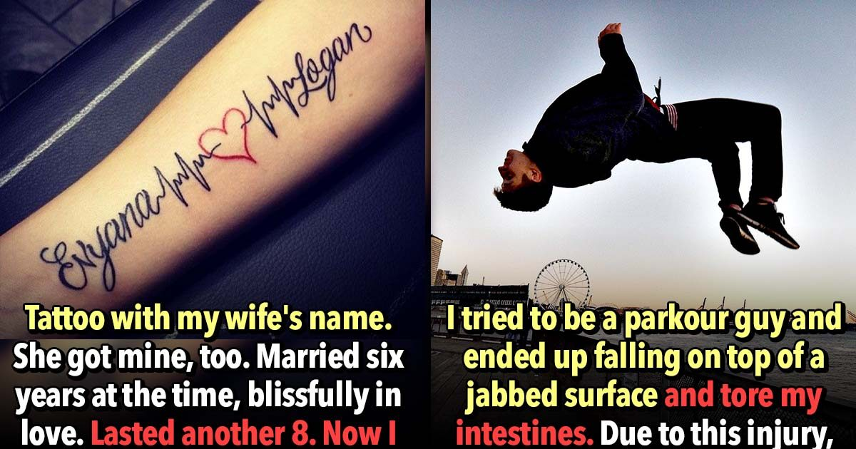 These 17 People Made Horrible Decisions That Ruined Their Lives