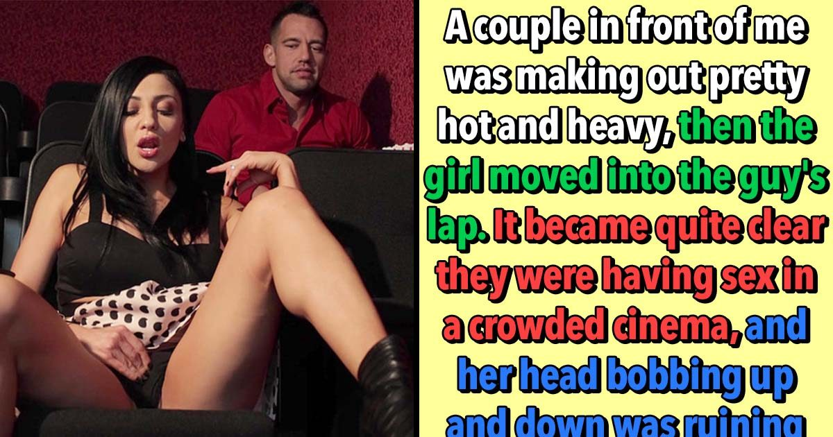 23 Worst Things That Have Happened In A Movie Theater