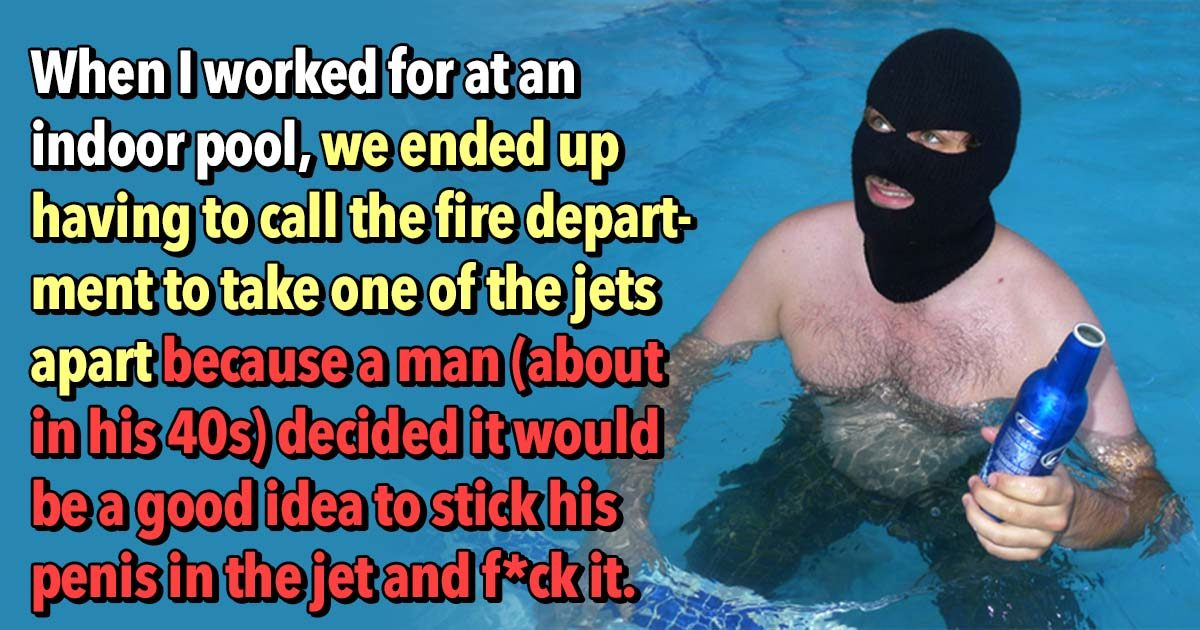 17 Lifeguards Share Pool Secrets You Don't Want to Know