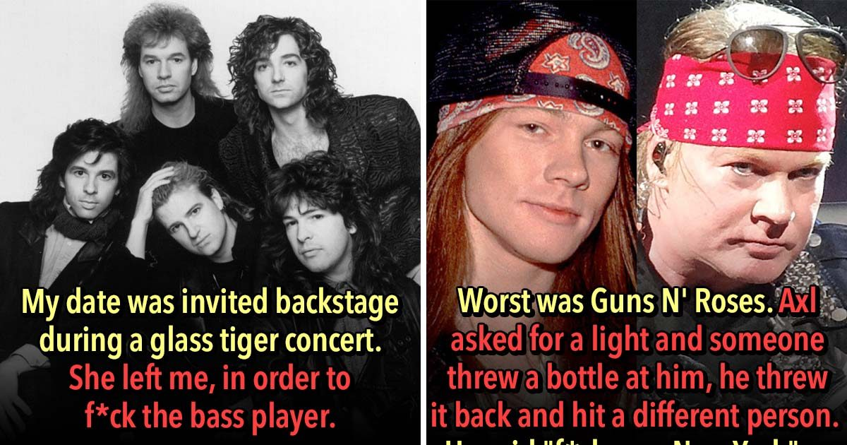 23 People's Experiences Show Why Concerts Suck