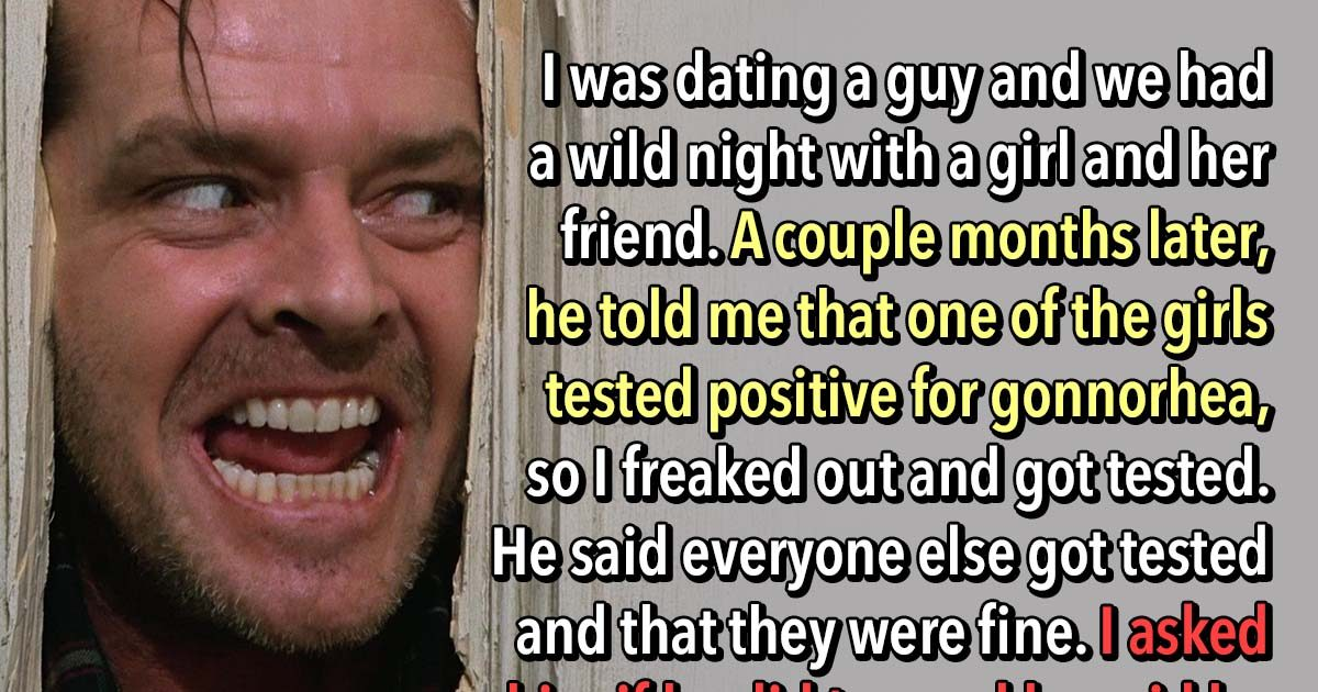 These 17 Untrustworthy Partners Tested their Significant Other