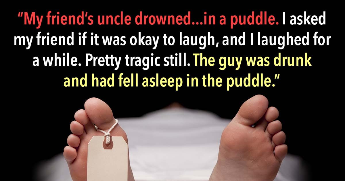 These 19 Deaths Are Ironically Hilarious
