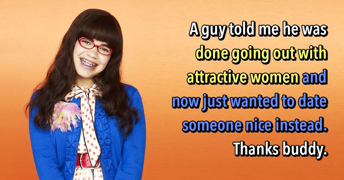 The 33 Worst Things Men Have Said While Hitting On Women