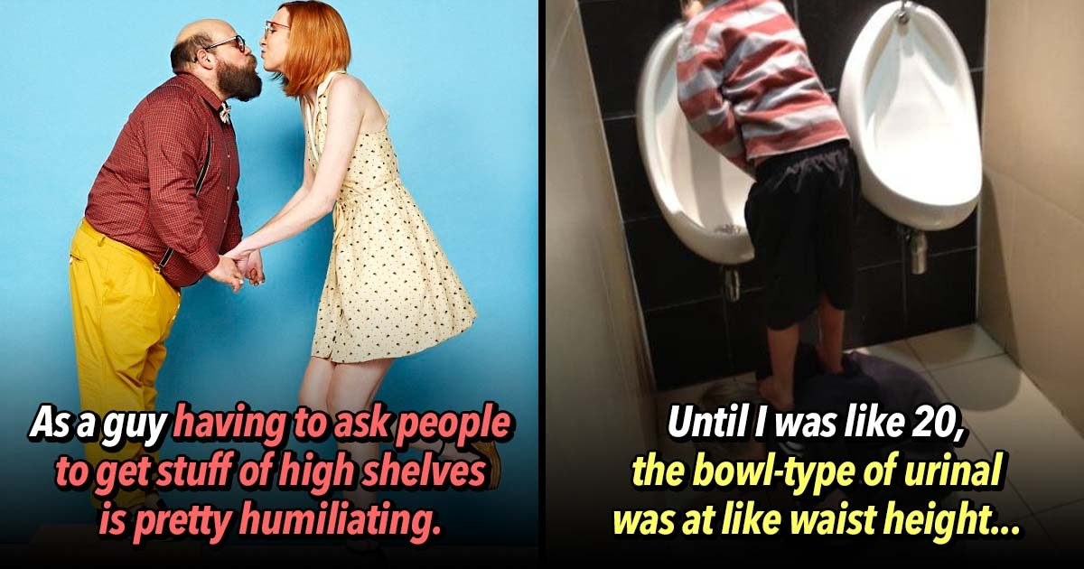 19 Short People Know the Struggle is SO Real