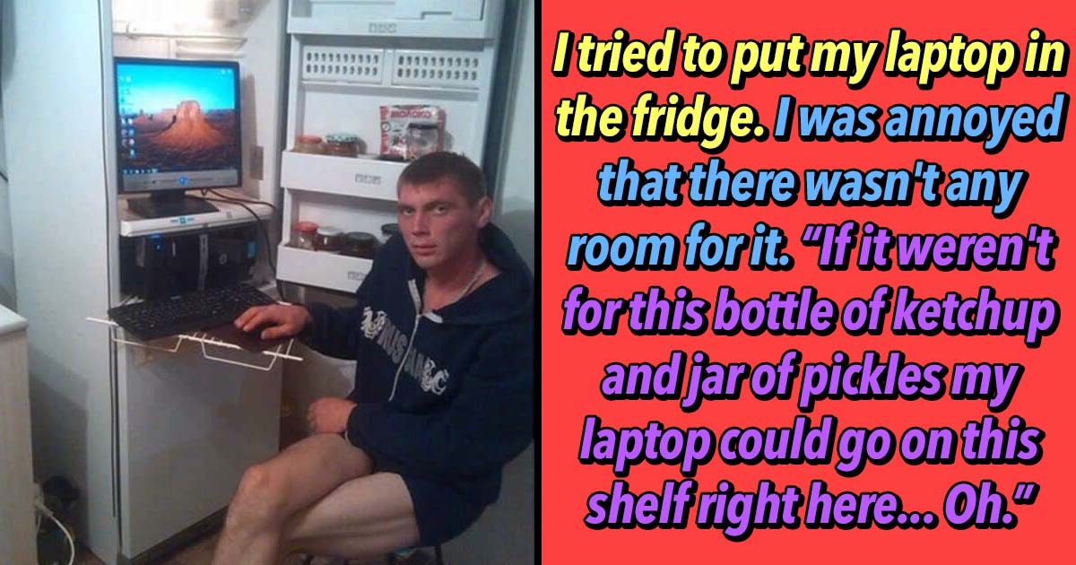 29 People Reveal The Dumbest Thing They've Done While Their Brain's On Autopilot