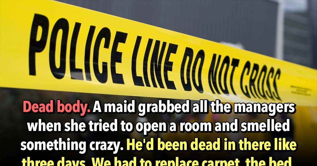 19 Hotel Workers Admit the Craziest Thing They've Found in a Room