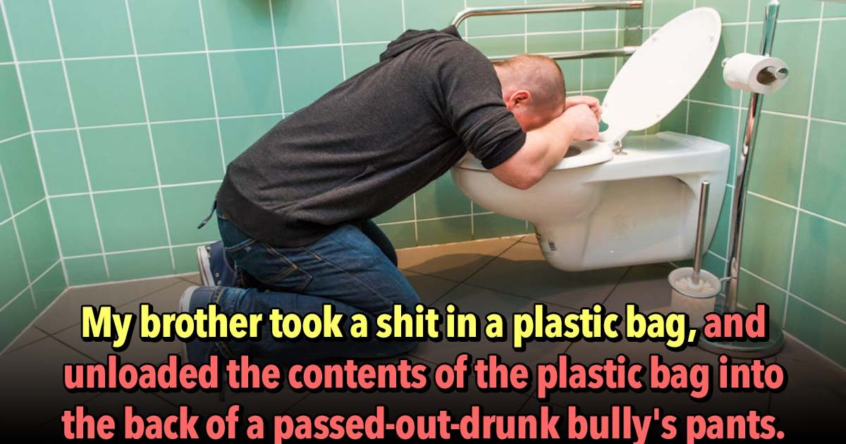 These 21 Disgusting People Did The Most Unsanitary Things Ever