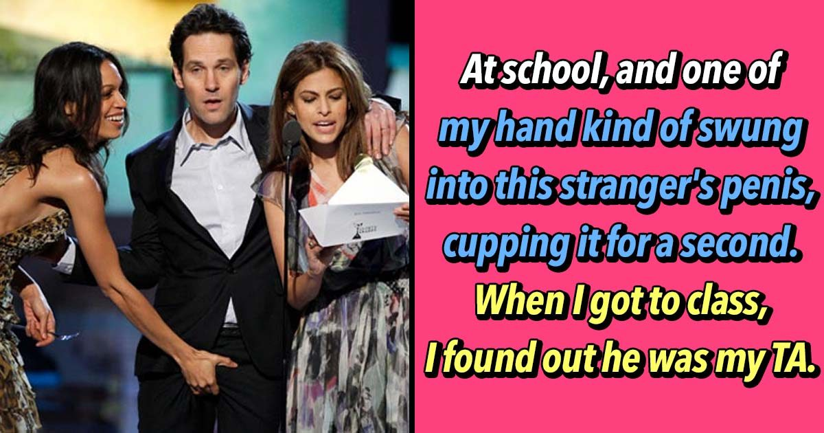 These 23 Strangers Experienced Awkward AF Moments