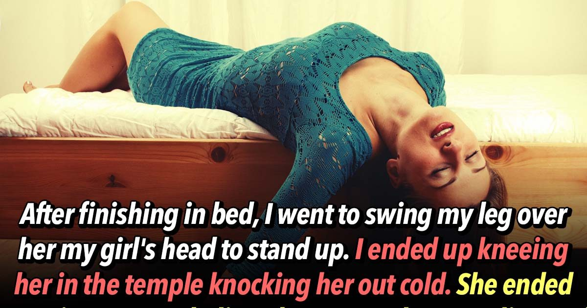 19 of the Most Awkward Ways to End Sex