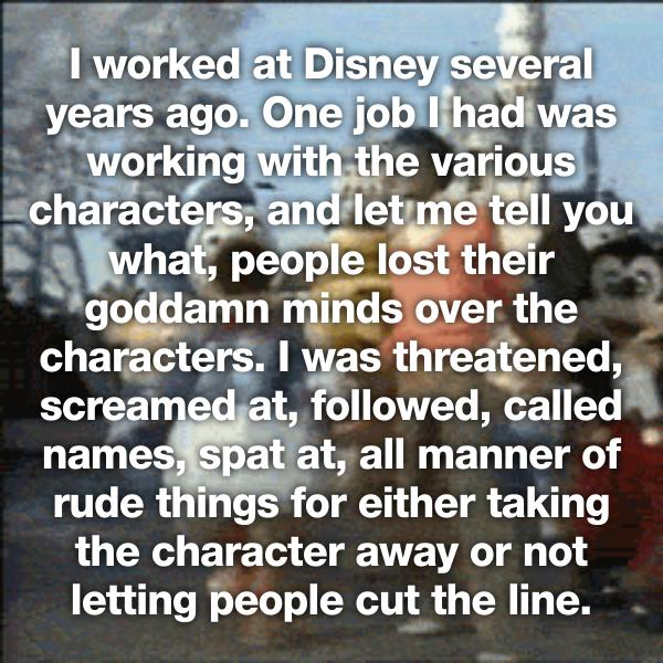 23 Theme Park Employees Confess The Biggest Adult Tantrums They've