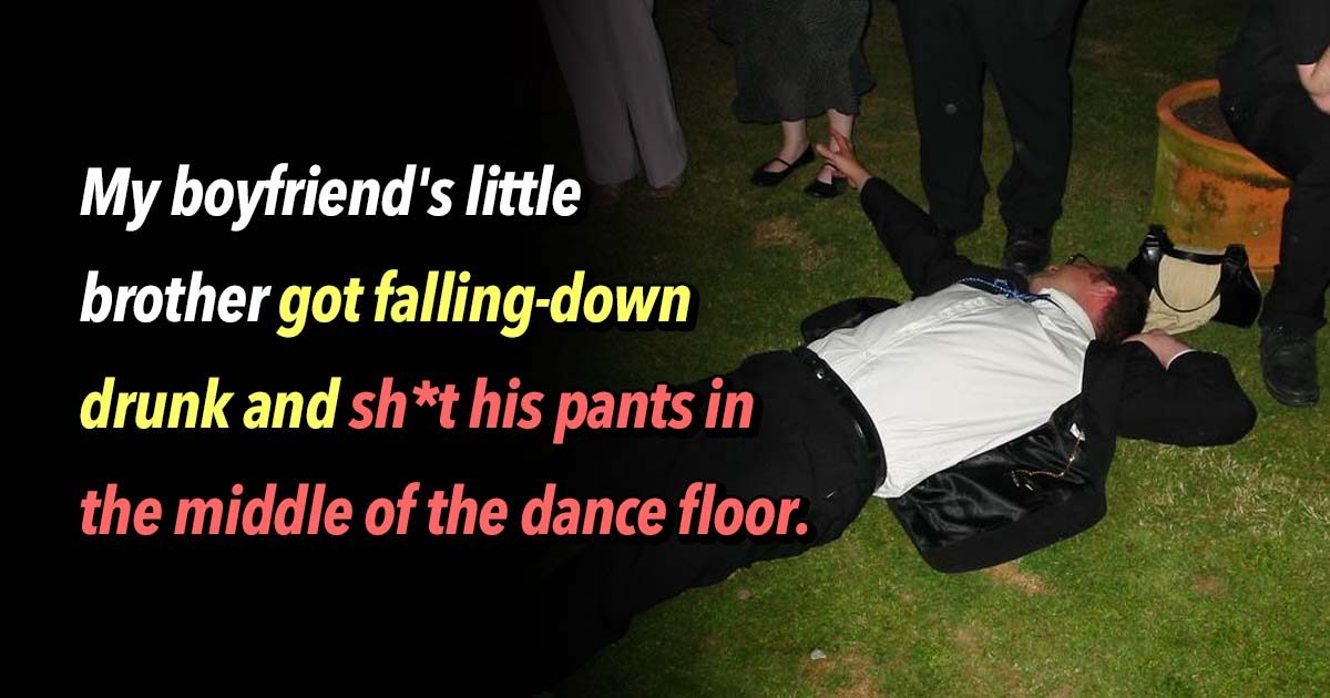 These 19 Cringeworthy Wedding Moments are Unforgettable