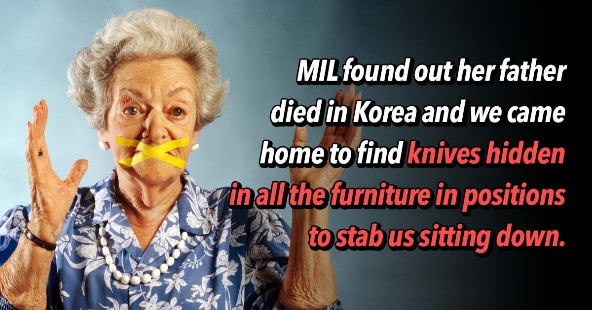 These 21 People Have In-laws From Hell