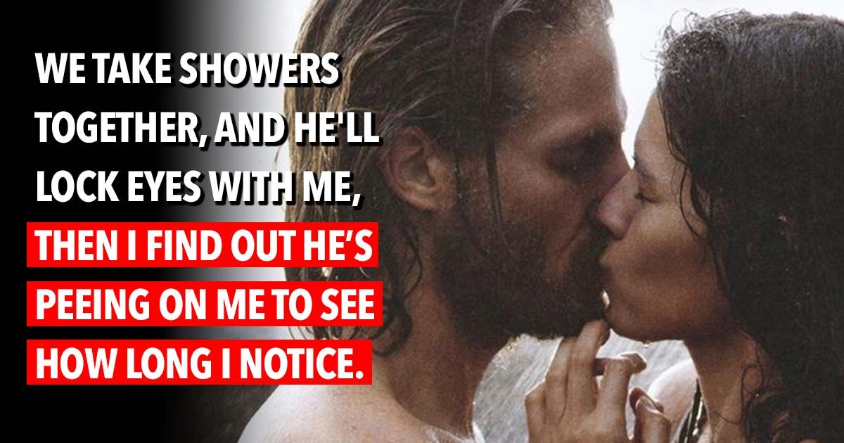 The 21 Grossest Things People Do With Their SOs