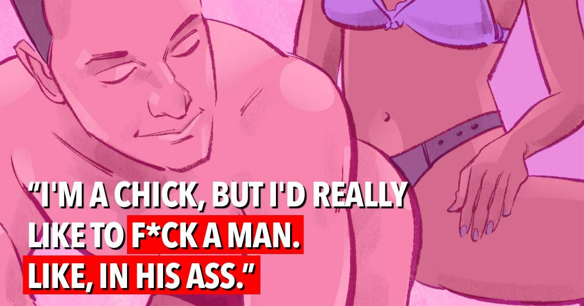 21 People Reveal Their Biggest Unfulfilled Sexual Fantasy