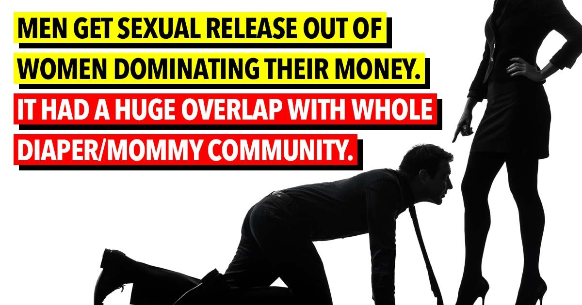 23 Confessions From A Financial Dominatrix