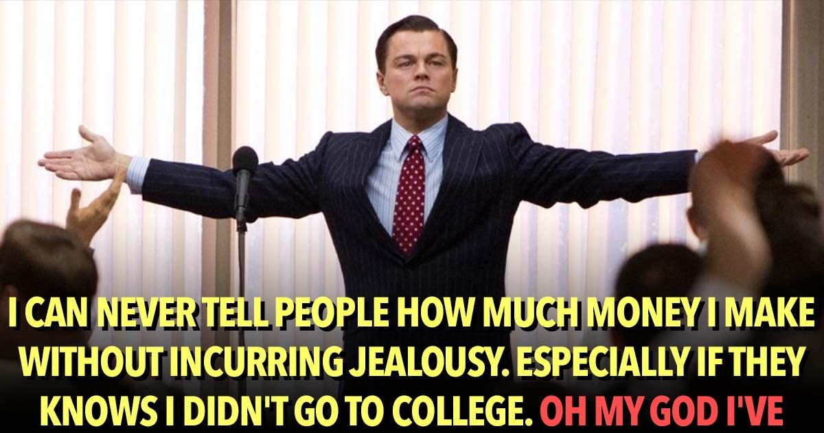 21 Rich People Confess The Best And Worst Things About Being Wealthy