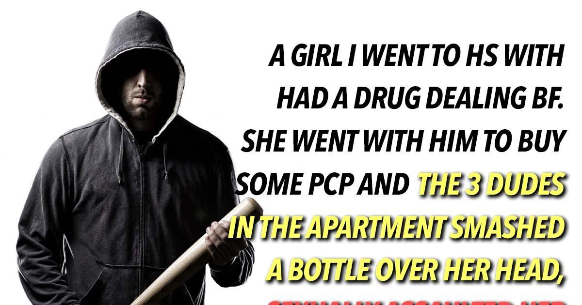 21 Sketchy Drug Deals That Are Scary AF