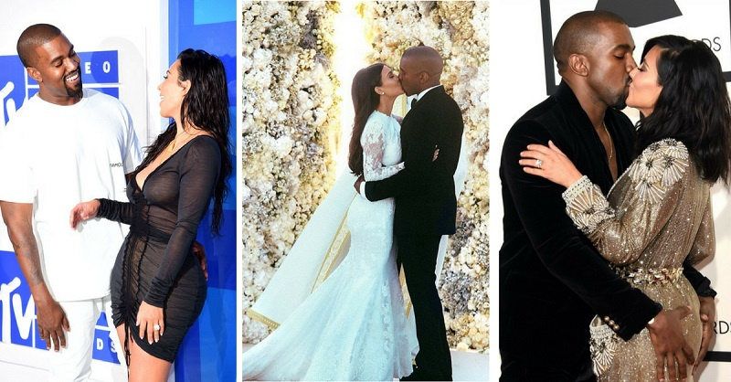 7 Reasons Kim and Kanye Are Relationship Goals