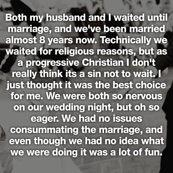 17 couples that abstained from sex until marriage share their stories 10 junglespirit Image collections