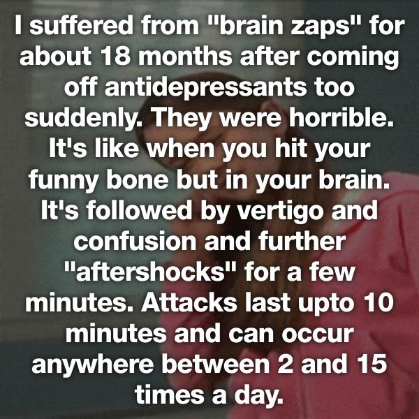 23 People Experienced the Worst Side Effects From Medication