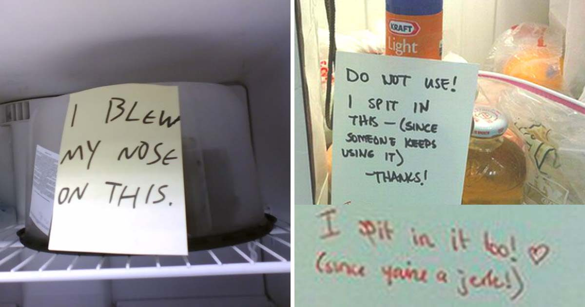 31 Clever Break Room Notes