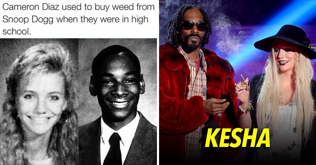 23 Celebrities Snoop Dogg Smoked Out