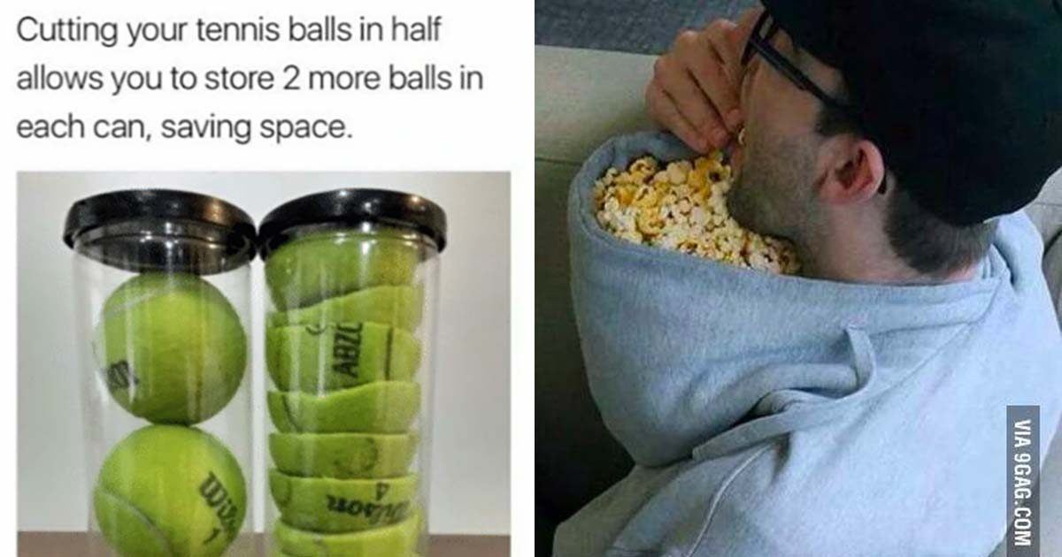 Are Your Friends Stupid Enough to Try These 'Life Hacks'?