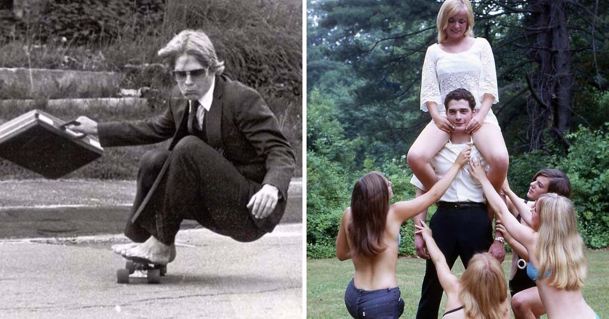 45 Pictures That Prove Your Parents Were Hotter And Cooler Than You