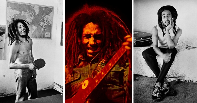 The Stories Behind 13 Rare and Unseen Images of Bob Marley