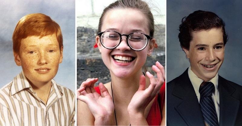 35 Hilariously Awkward Celebrity Puberty Photos