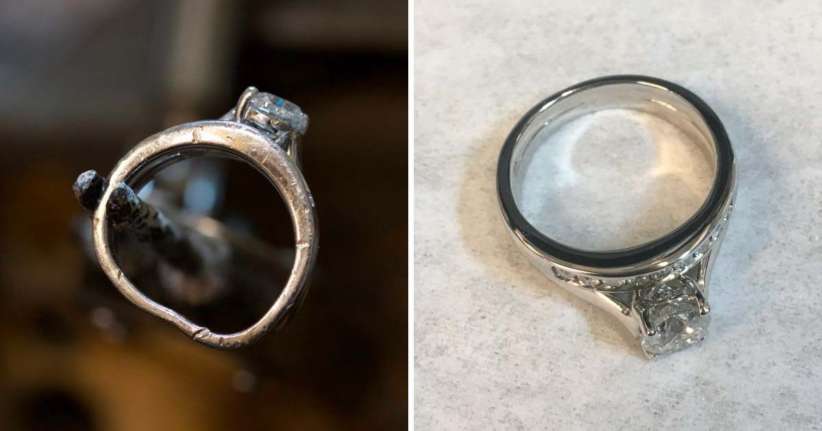 These Modern Goldsmiths Can Do Amazing Things With Broken Rings