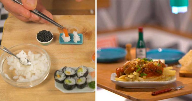 You Have Got To See These Tiny Kitchen Cooking Videos