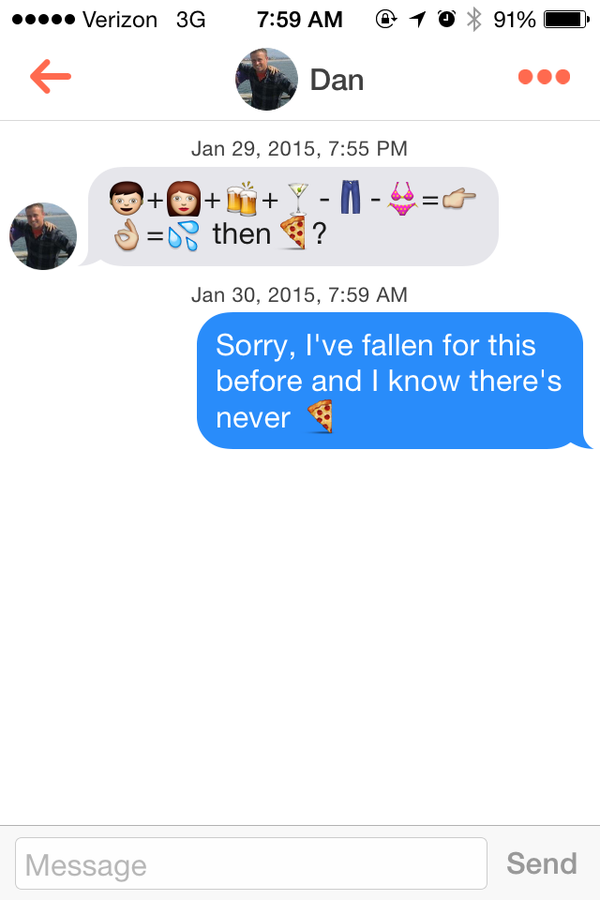 How to troll on dating apps