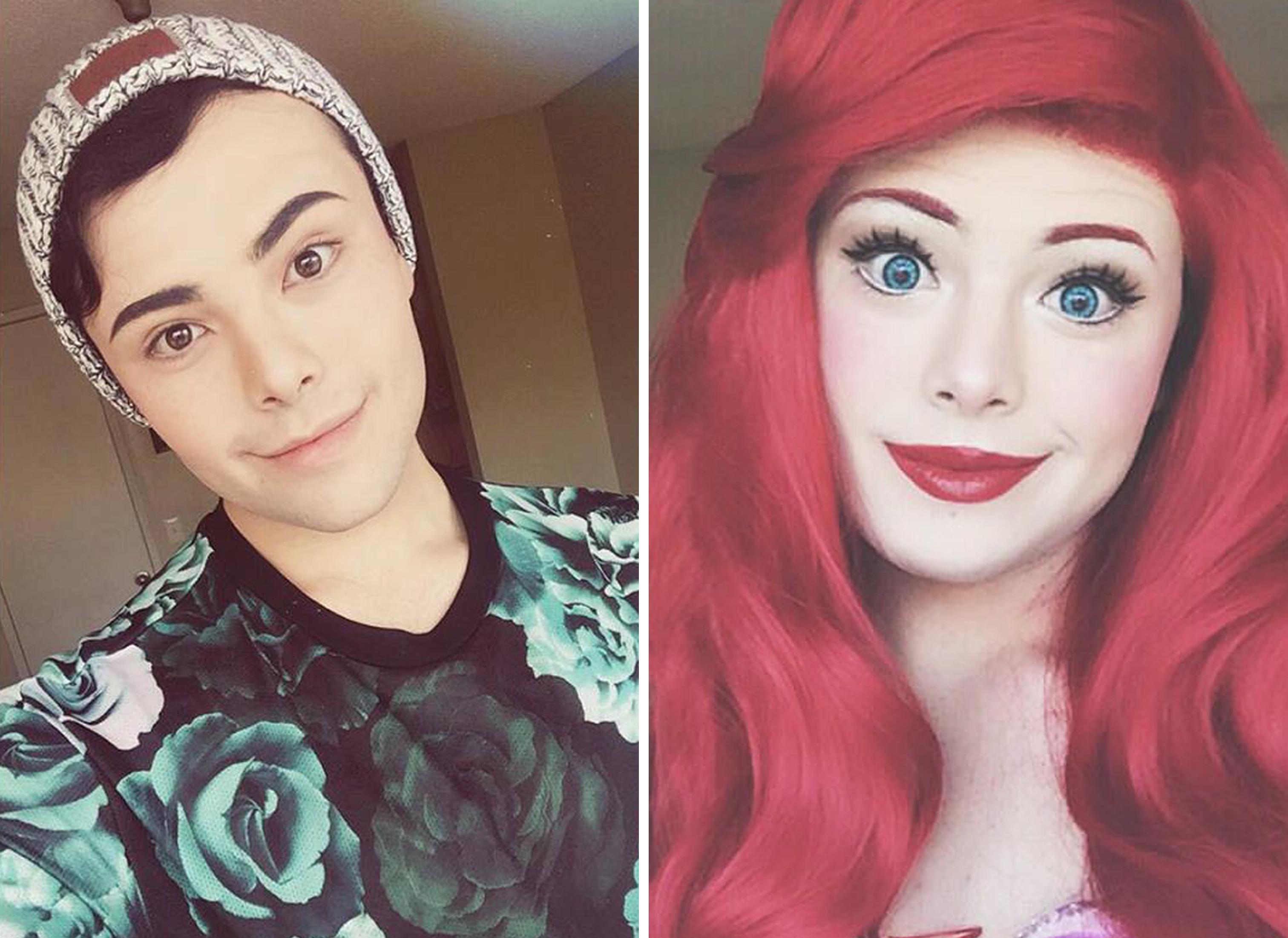Makeup Game Is Disney Princess Good
