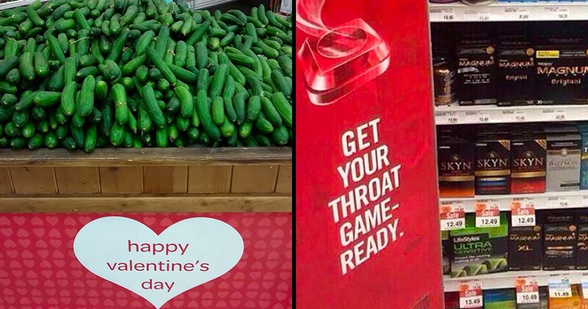 These Supermarket Employees Are Real-Life Trolls