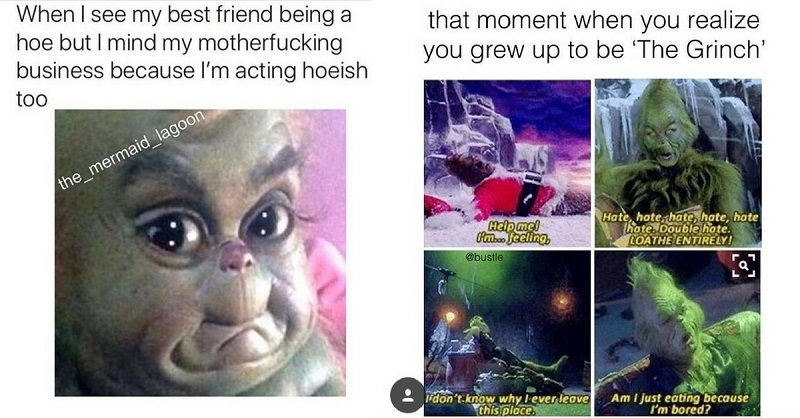 How the Grinch Became the Millennial Holiday Spirit Animal