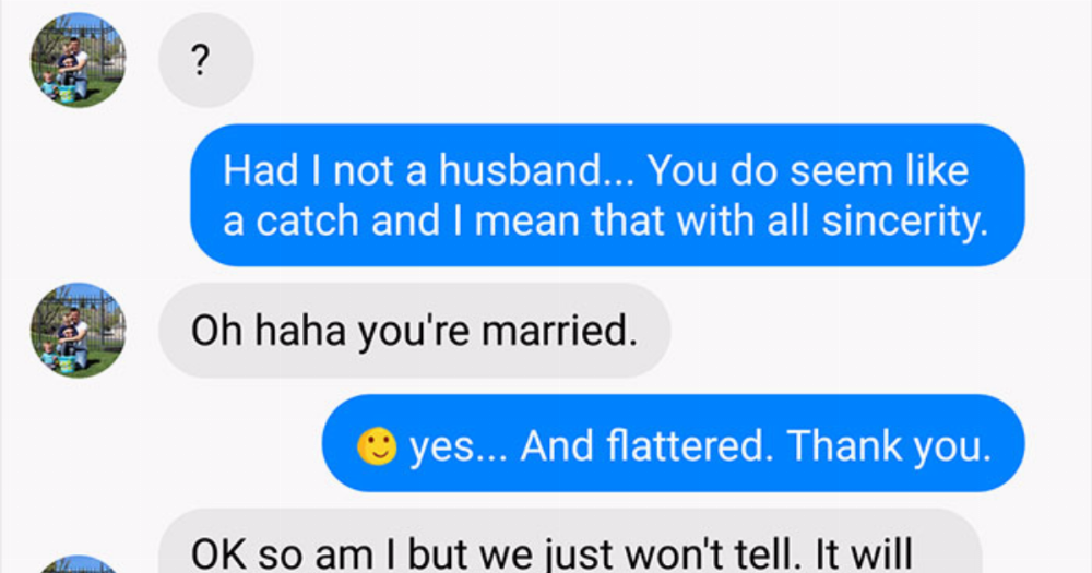 Married Woman's Savage Response To Cheating Husband's Texts Is Exactly Why You Should Just Never Cheat
