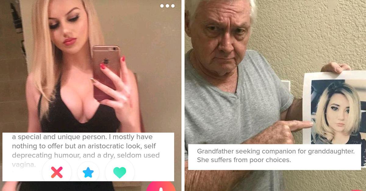 28 Dating Profiles That Made Me Question My Faith In A Just God