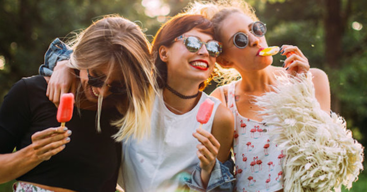 Study Says Your 'Mean' Friends Are Actually Better Friends