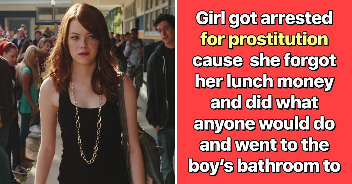 25 Shocking High School Scandals You Won't Believe Are True