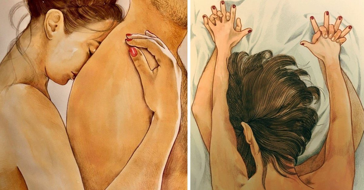 sexual-couples-illustrated-naked-beautiful-angel