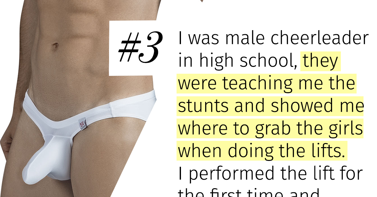 8 Of The Most Embarrassing Boner Stories That Popped Up Out Of Nowhere